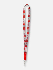 Texas Tech Red Raiders Double T Game Day Lanyard