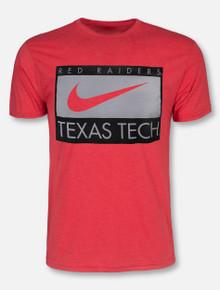 "Nike Texas Tech Red Raiders ""In the Box"" T-Shirt"