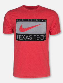"Nike Texas Tech Red Raiders ""In the Box"" T-Shirt"
