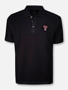 """Tommy Bahama Texas Tech Red Raiders Double T """"Emfielder 2.0"""" Polo"""