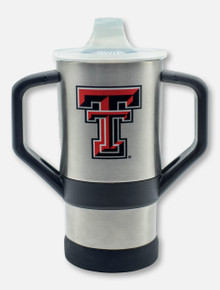 Texas Tech Red Raiders Double Walled 8 oz Sippy Cup