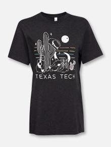 "Texas Tech Red Raiders ""Midnight Cowboy"" T-Shirt"