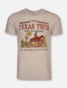"""Texas Tech Red Raiders """"Fenceline"""" T-Shirt"""