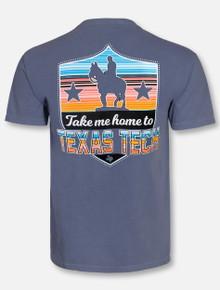 """Texas Tech Red Raiders """"Take Me Home"""" T-Shirt"""