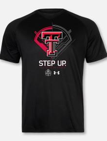 Under Armour Texas Tech Red Raiders 2019 Men's Baseball Road to Omaha  Regional T-Shirt
