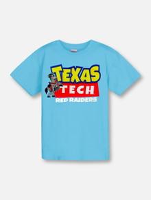 "Texas Tech Red Raiders ""Building Blocks"" Youth T-Shirt"