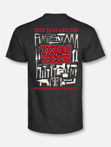 "Texas Tech Red Raiders ""The Sharpest Dad"" T-Shirt"