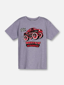 "Texas Tech Red Raiders ""Wreckin' Machine"" Youth T-Shirt"