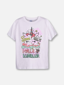 "Texas Tech Red Raiders ""Raiderland is Magical"" Youth T-Shirt"
