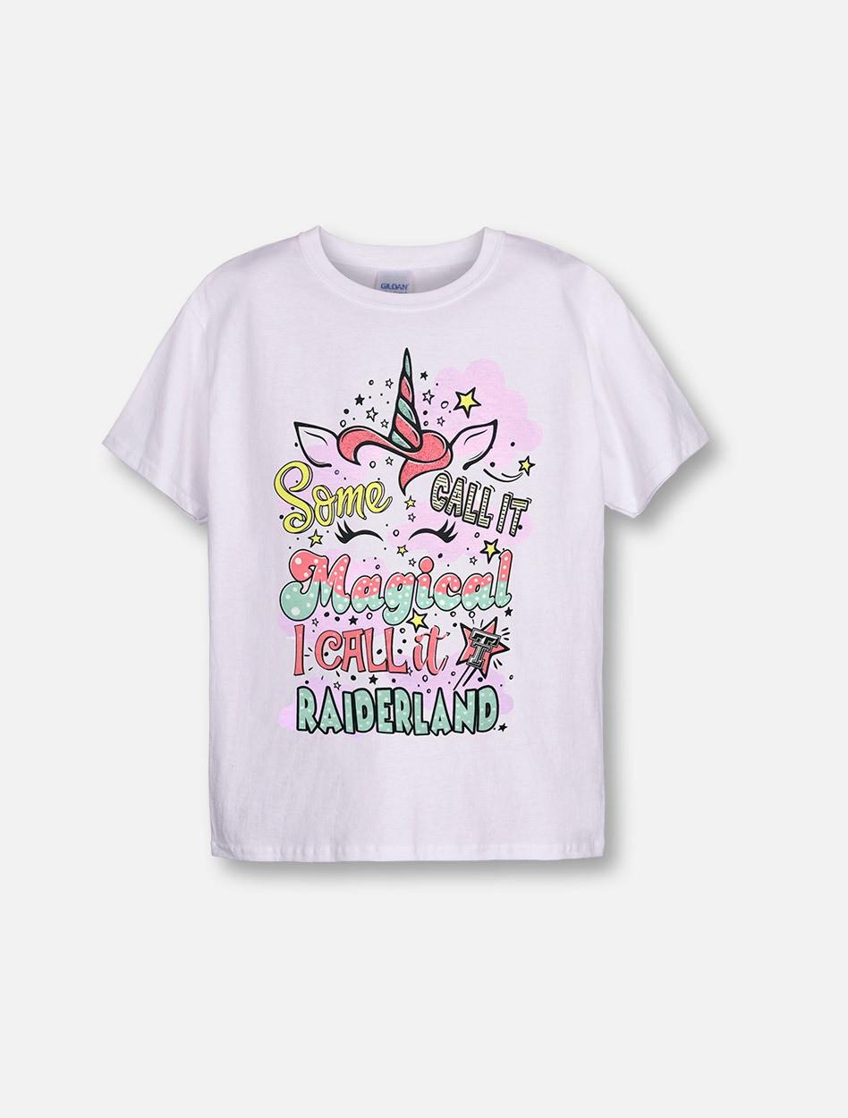 texas tech toddler shirt
