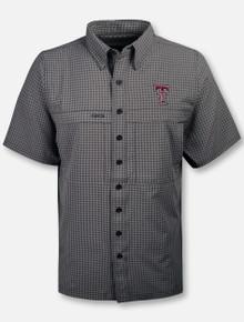 "GameGuard Texas Tech Red Raiders Double T ""TekCheck"" Microfiber Shirt"