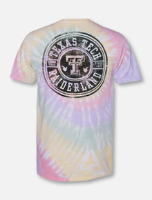 "Texas Tech Red Raiders ""Festival Fields"" Tie Dye T-Shirt"