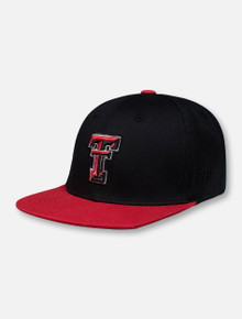 "Texas Tech Red Raiders ""Maverick"" YOUTH Snapback Cap"