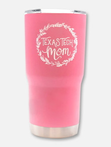 Texas Tech Double Walled 20 oz Mom Tumbler
