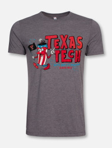 "Texas Tech Red Raiders ""Let's Get It Poppin"" T-Shirt"