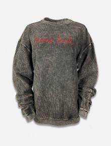 Texas Tech Red Raiders Script Corduroy Long Sleeve T-Shirt