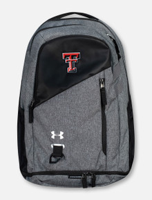 Under Armour Texas Tech Red Raiders Hustle 4.0 Double T Back Pack