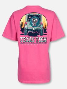 """Texas Tech Red Raiders """"Trailblazer"""" T-shirt"""