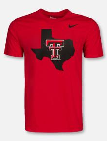 Nike Texas Tech Red Raiders Pride Logo T-Shirt