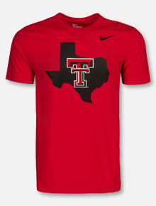 Nike Texas Tech Red Raiders Pride Logo T-Shirt