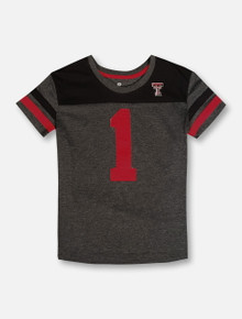 """Arena Texas Tech Red Raiders Double T """"Mink"""" GIRLS T-Shirt"""