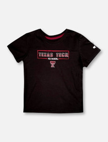 "Arena Texas Tech Red Raiders Double T ""Hisskill"" TODDLER T-Shirt"