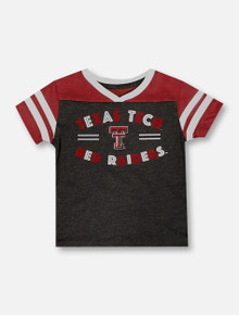 "Arena Texas Tech Red Raiders Double T ""Good Feathers"" TODDLER T-Shirt"