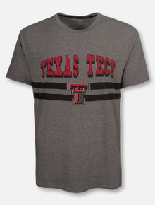"Arena Texas Tech Red Raiders Double T ""Okily Dokily"" T-Shirt"