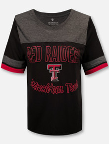 "Arena Texas Tech Red Raiders Double T ""Romantic"" T-Shirt"