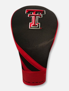 Texas Tech Red Raiders Nylon Driver Head Cover