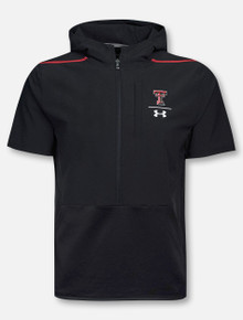 Under Armour Texas Tech Red Raiders 2019 Sideline Short Sleeve Evo Jacket