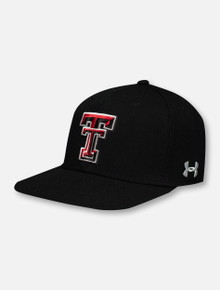 """Under Armour Texas Tech Red Raiders """"2019 Sideline"""" Adjustable Caps"""