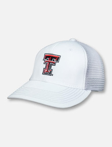 "GameGuard Texas Tech Red Raiders Double T ""Glacier"" Snapback Cap"