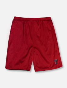 "Arena Texas Tech Red Raiders ""Fieldtrip"" YOUTH Red Reversible Shorts"