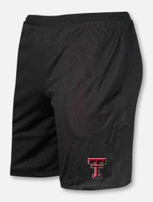 "Arena Texas Tech Red Raiders ""Wiggum"" Black Reversible Shorts"