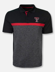 "Arena Texas Tech Red Raiders ""Capital City"" Polo"