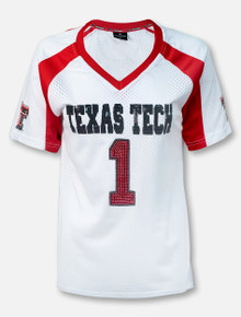"Arena Texas Tech Red Raiders ""Post-It"" Jersey"