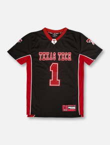 "Arena Texas Tech Red Raiders ""Max Power"" YOUTH Jersey"