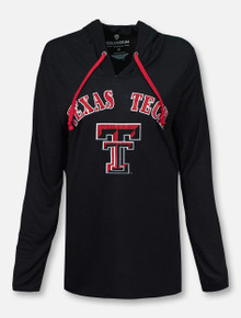 "Arena Texas Tech Red Raiders ""My Lover"" Long Sleeve Hooded T-Shirt"