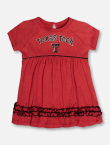 "Arena Texas Tech Red Raiders ""Plucky"" INFANT Dress & Bloomer Set"