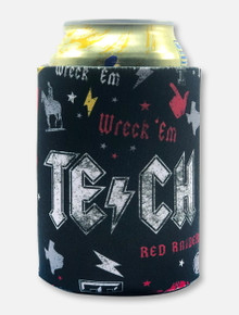 Texas Tech Red Raiders Wreck and Roll Can Cooler