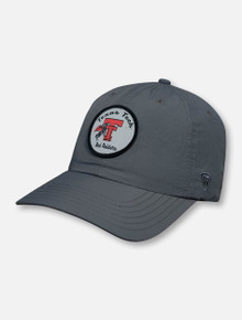 "Top of the World Texas Tech Red Raiders ""Mast"" Round Patch Performance Cap"