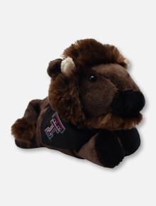 Texas Tech Red Raiders Buffalo Plush Toy with Double T Bandana