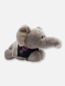 Texas Tech Red Raiders Elephant Plush Toy with Double T Bandana