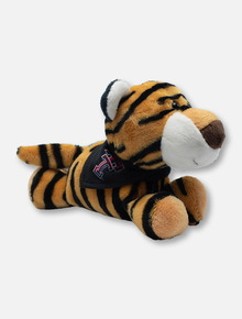 Texas Tech Red Raiders Tiger Plush Toy with Double T Bandana