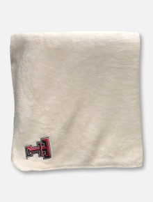 Summit Texas Tech Red Raiders Double T Plush Baby Blanket