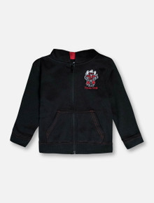"Arena Texas Tech Red Raiders ""Schnapsie"" TODDLER Full Zip Hoodie"