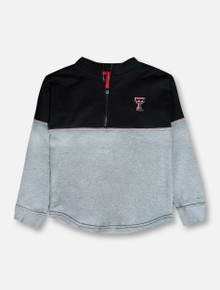 "Arena Texas Tech Red Raiders ""Dot"" YOUTH 1/2 Zip Pullover"