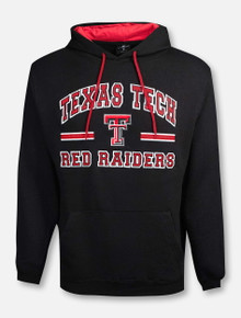 "Arena Texas Tech Red Raiders ""Comic Book"" Hooded Pullover"