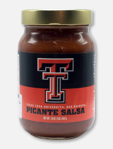 Texas Tech Red Raiders Picante Salsa Jar